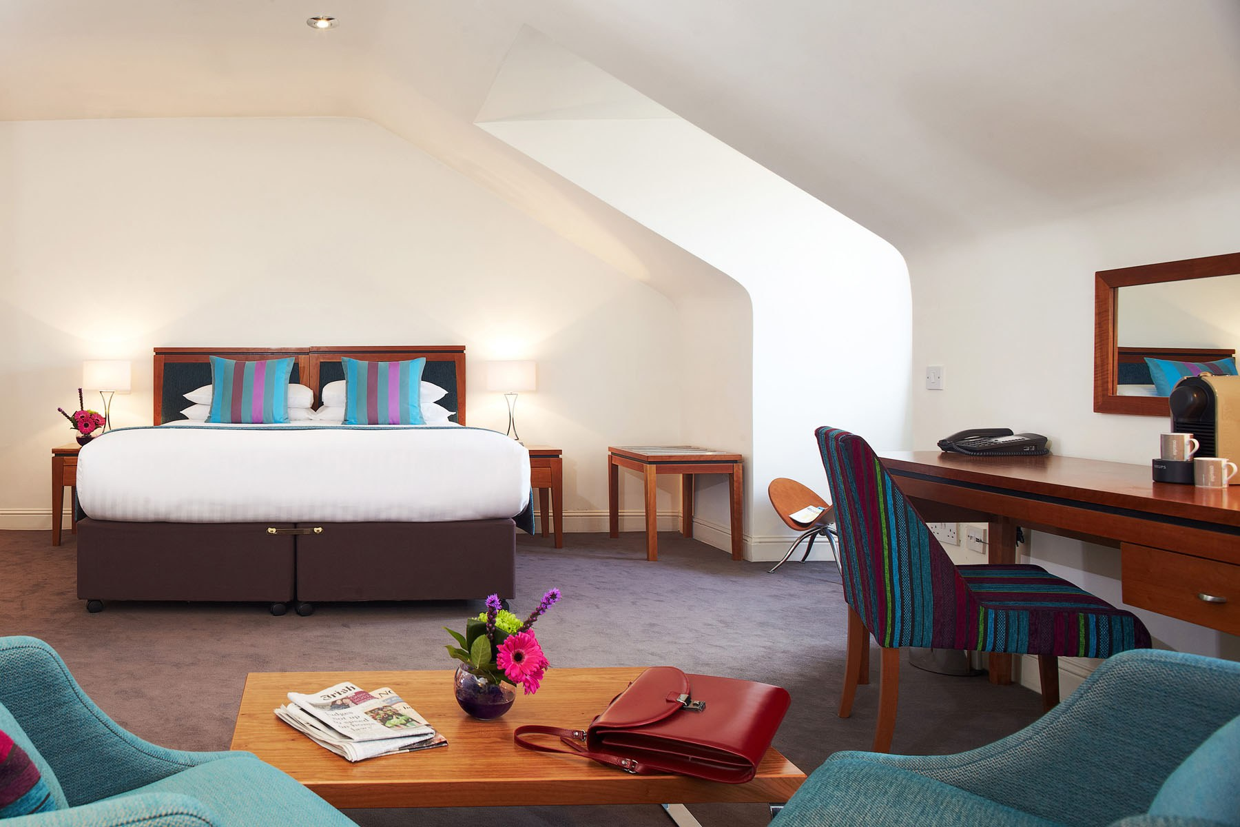 Jacuzzi Suites | Lancaster Lodge Cork | 4-star accommodation in Cork