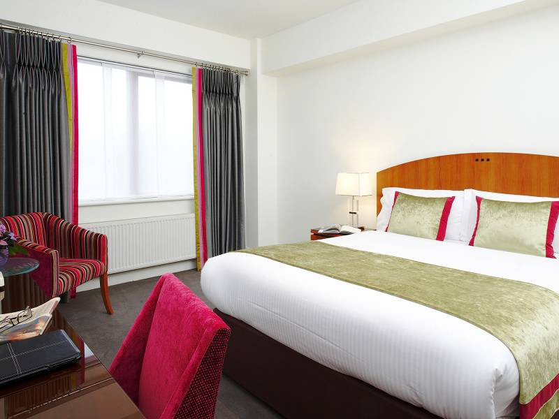 Rooms & Suites: Double Room