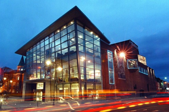 Cork Opera House (5-10 mins walk)