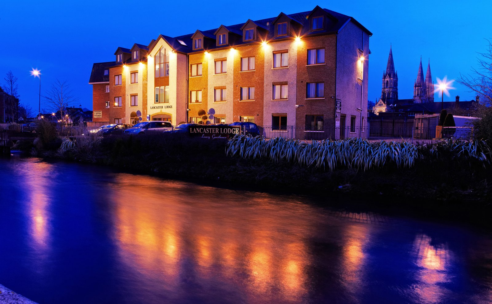 Welcome To Lancaster Lodge In Cork